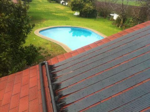 Paneles solares para piscinas solarsol for Piscina solares