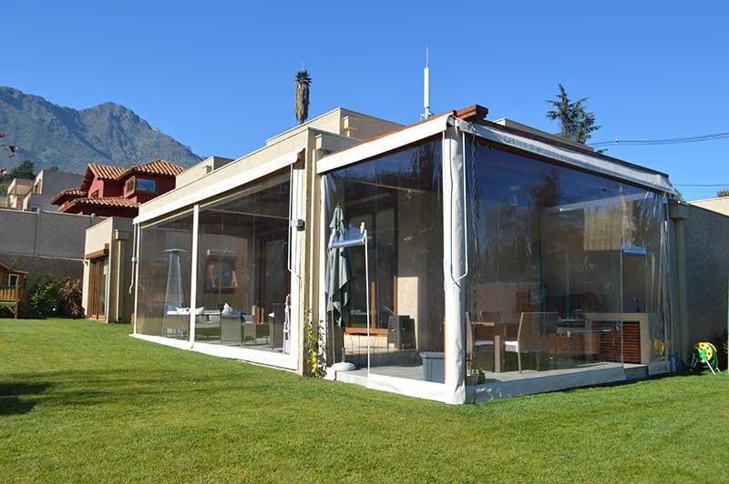 cierre de terrazas pvc, solarsol