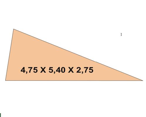 Toldos Vela 4.75x5.4x2.75