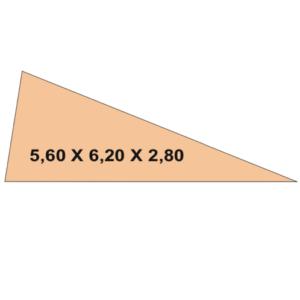 Toldos Vela 5.6×6.2x2.8