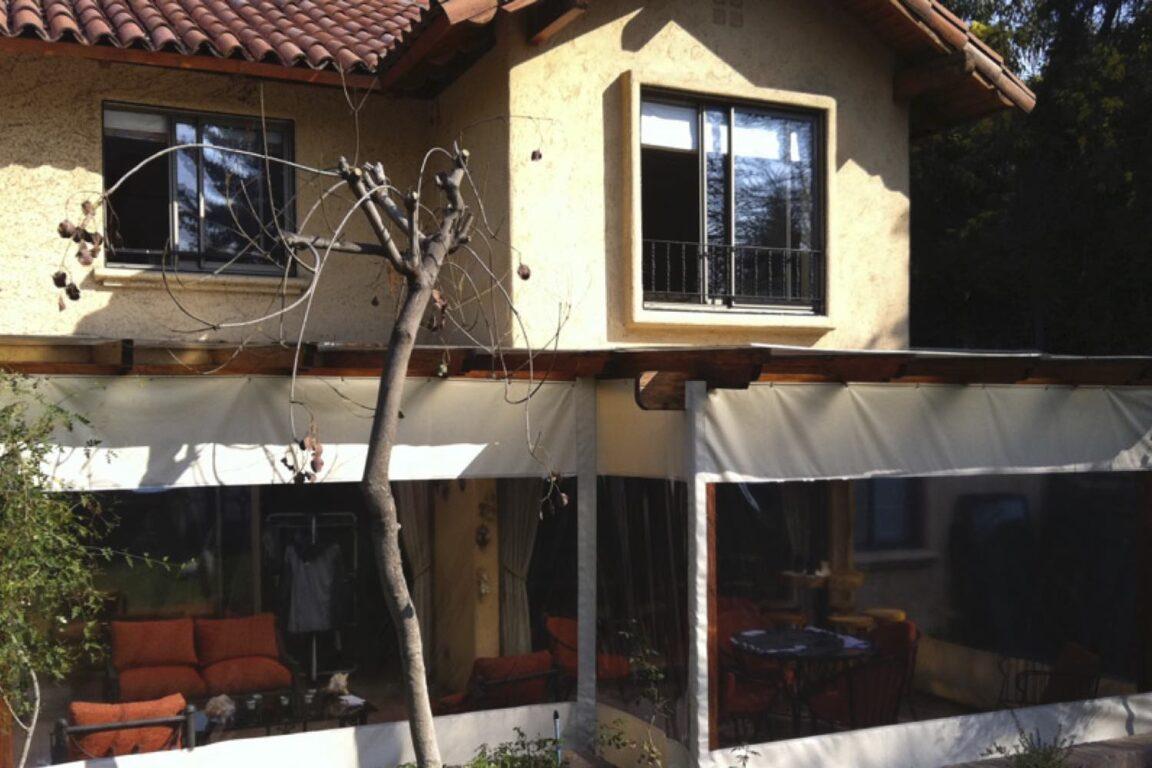 cierre de terrazas pvc, solarsol cierre de terraza