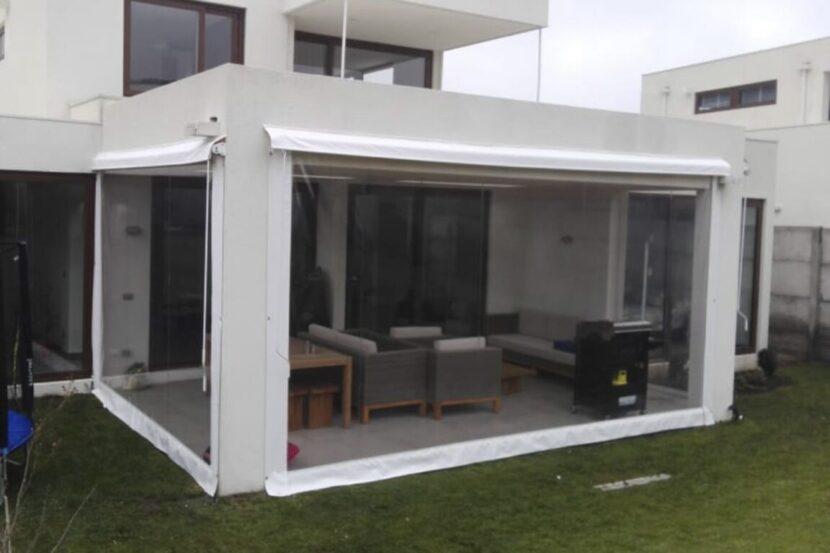 cortinas para terrazas, cortinas terraza solarsol